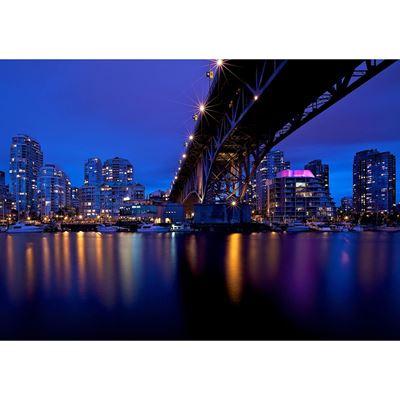 Bridge Over Quiet Waters 24x16