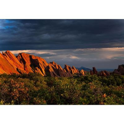 Storm Over Roxborough 36x24