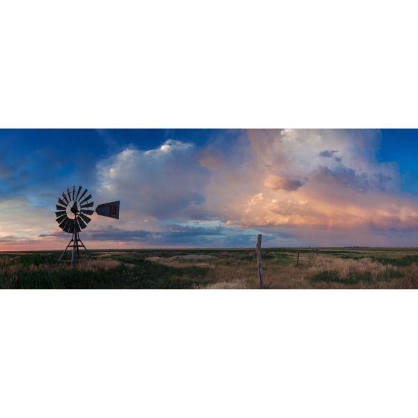 Sunrise on the Eastern Plains