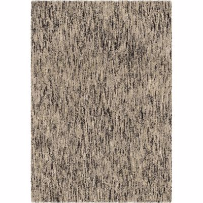 Picture of Super Shag Silver Multi 8x10 Rug