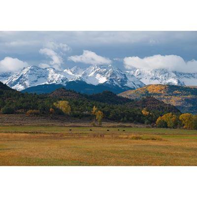 Colorado San Juans 48x32