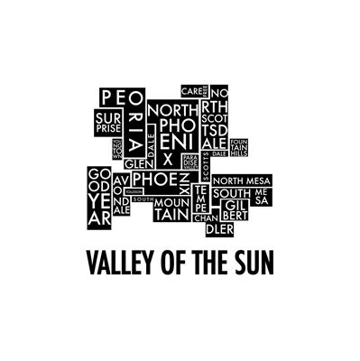 Valley of the Sun 24x36