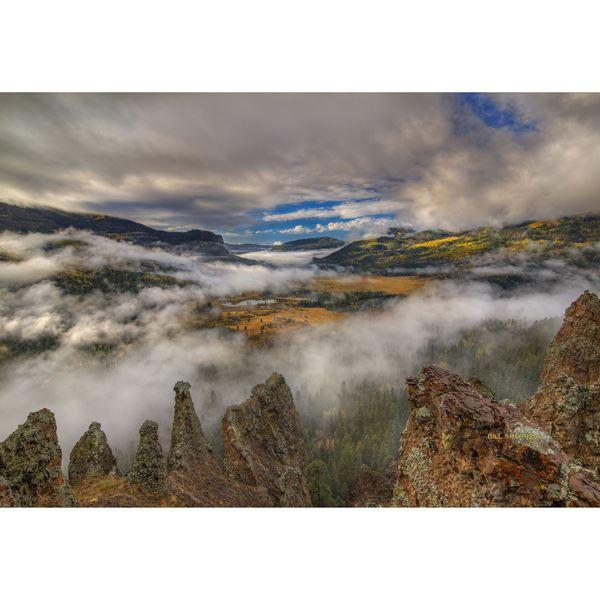 Revelation Valley 24x36