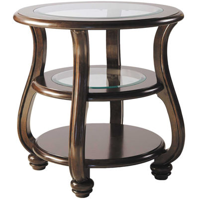 Picture of Yexenburg Round End Table