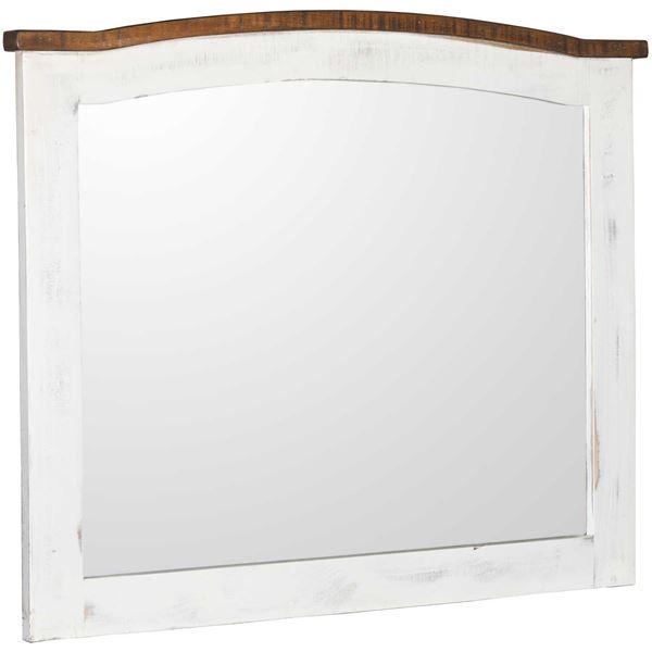 Picture of Pueblo White Mirror