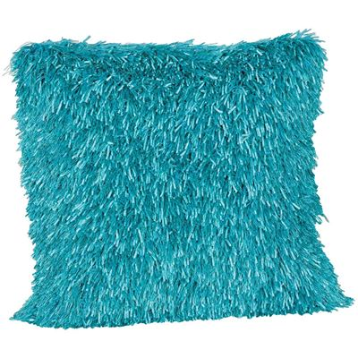 Picture of 20X20-Pillow Shag Turquoise