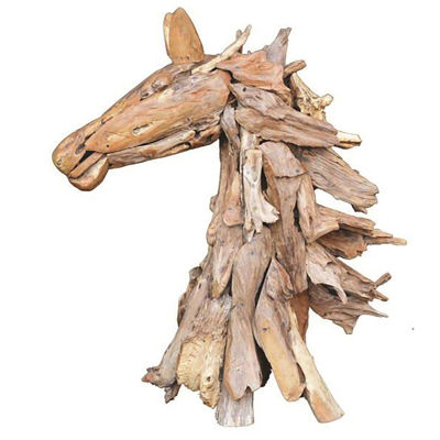 Picture of Wood Horse