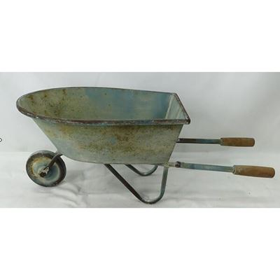 Picture of Wheelbarrel Metal Accent