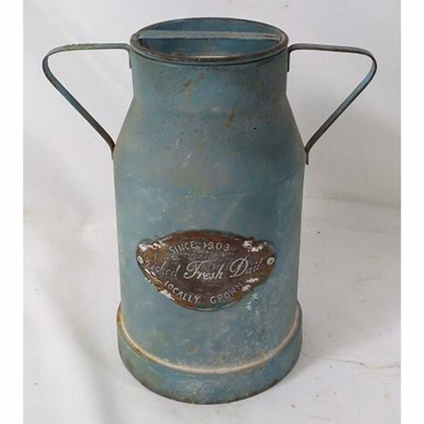 Picture of Metal Handled Jug