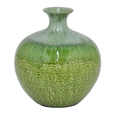 Picture of Green Drip Vase