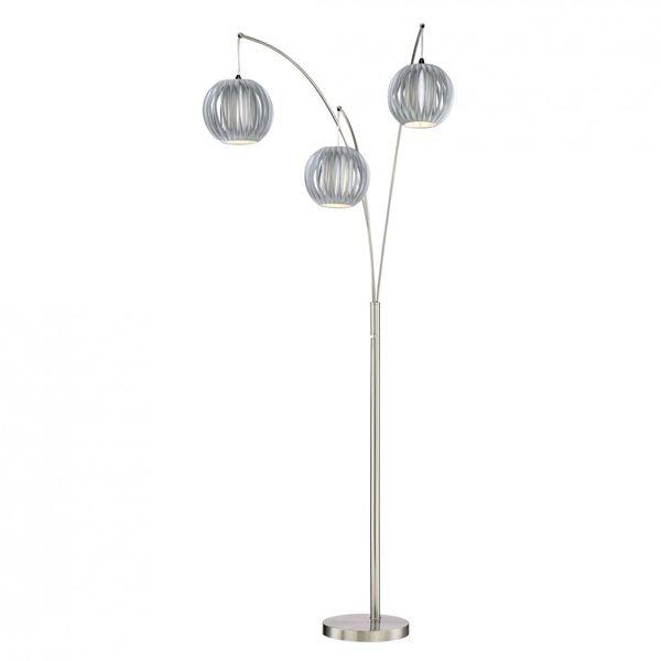 Picture of Grey Vinyl Arc Lamp