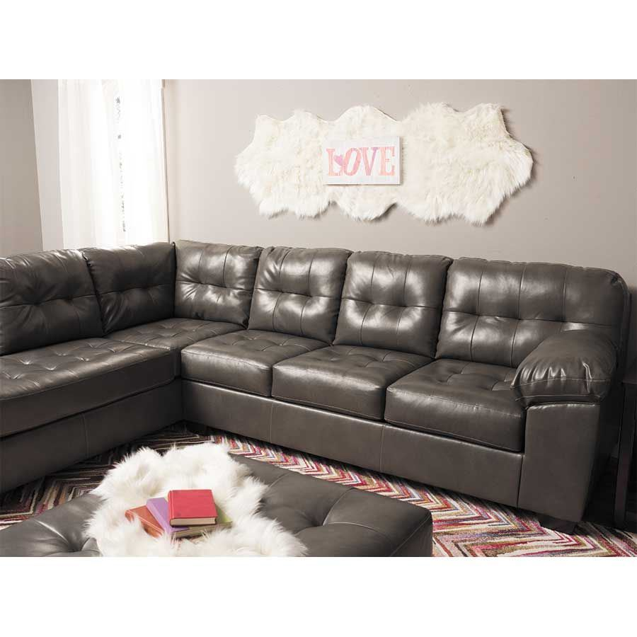 Picture of Alliston Gray 2PC Sectional w/ LAF Chaise