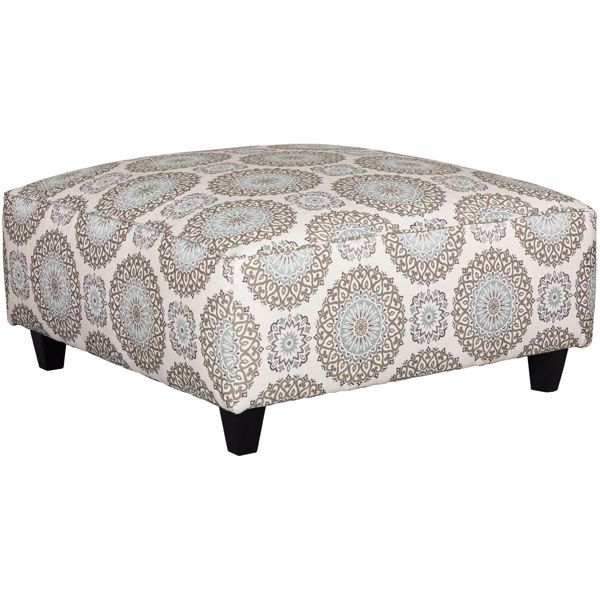 Picture of Brianne Twilight Cocktail Ottoman