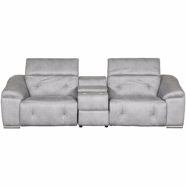 Picture of Bronx 3 Piece Power Reclining Sectional