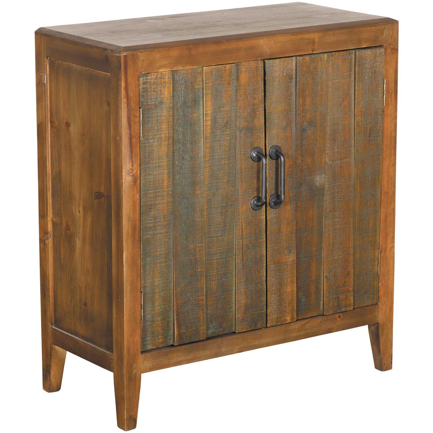 Picture of Rustic Accent Cabinet