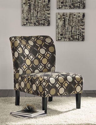 Picture of Tibbee Accent Chair * D
