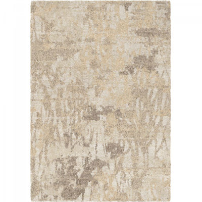 Picture of Super Shag Natural Concept 5x7 Rug