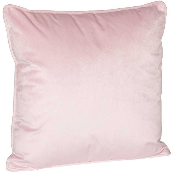 Picture of 18X18 Blush Velvet Decorative Pillow