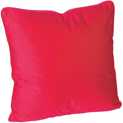 Picture of 18X18 Ruby Velvet Decorative Pillow