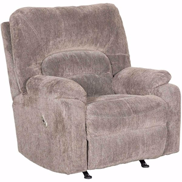 Picture of Tribute Power Rocker Recliner with Adjustable Headrest