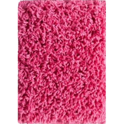 Picture of Bright Pink Shag Rug 3'x5'