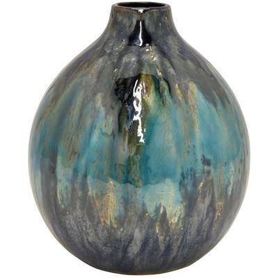Picture of Blue Grey Ceramic Vase