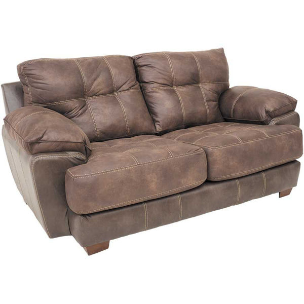 Picture of Drummond 2Tone Dusk Loveseat