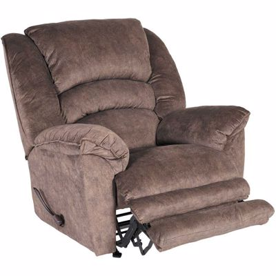 Picture of Recliner with Extended Ottoman