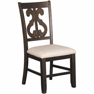 Picture of Sedona Wood Back Side Chair