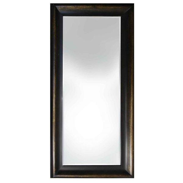 Picture of Espresso Leaner Mirror