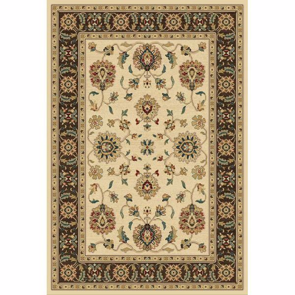 Picture of Paige Thayer Wheat/Brown 5x8 Rug