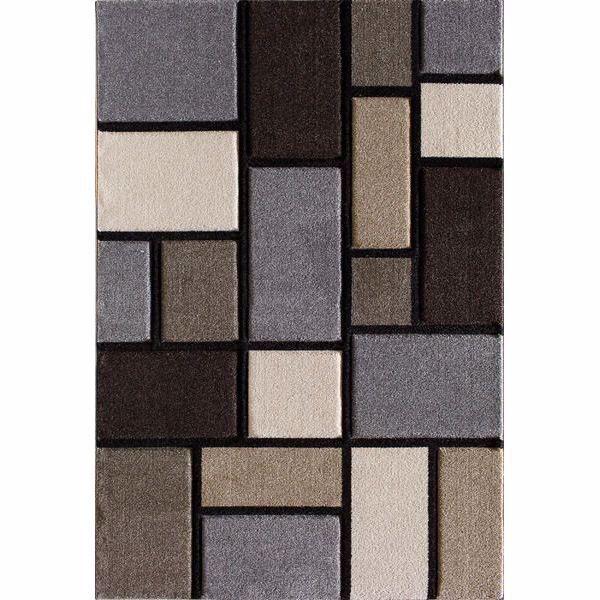 Picture of Pinnacle Alleman Bricks 8x10 Rug