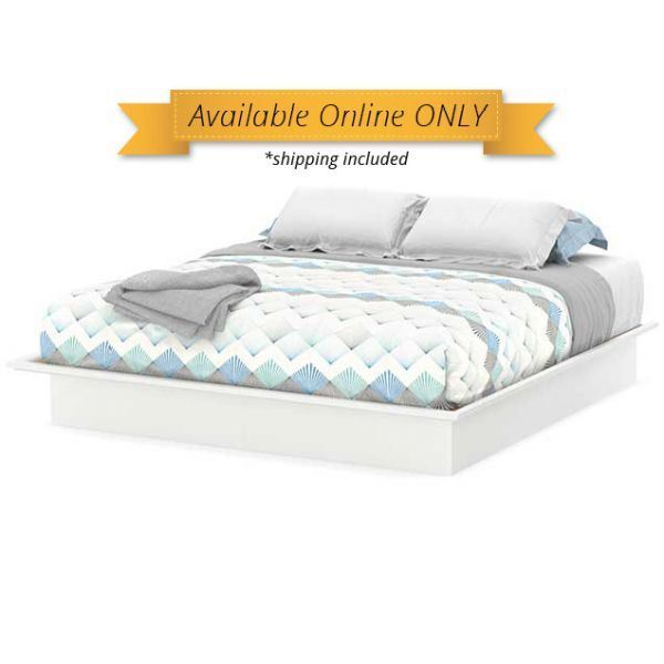 Picture of Step One King Platform Bed *D