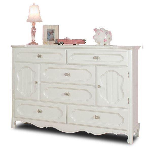 Picture of Adrian 6 Drawer 2 Door Dresser