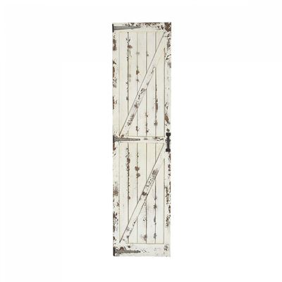 Picture of Vintage White Distressed Door