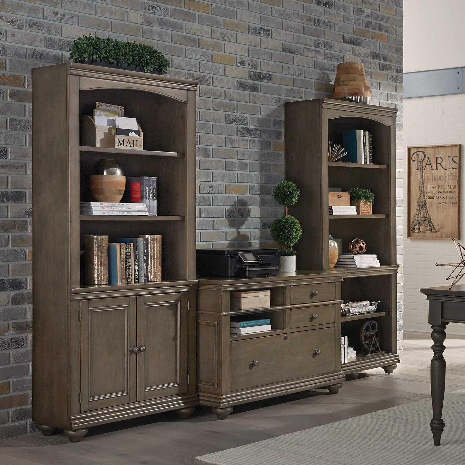 Picture of Oxford Door Bookcase