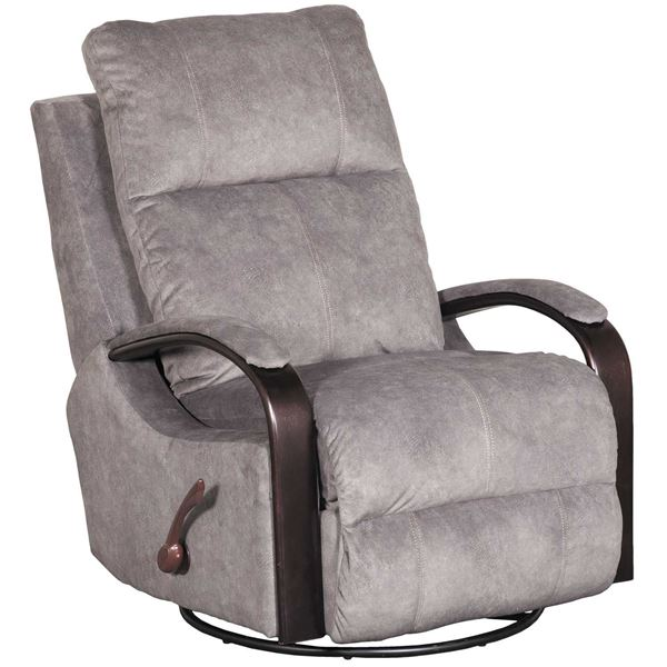 Picture of Niles Graphite Swivel Glider Recliner