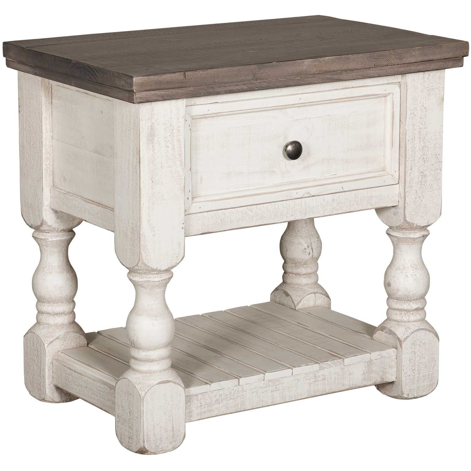 Picture of Stone Nightstand