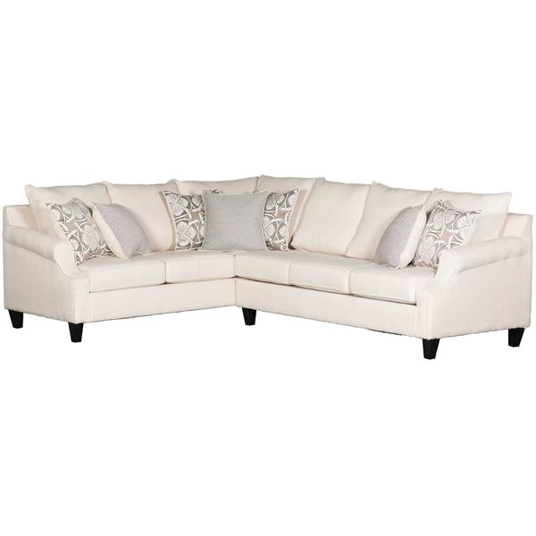 Picture of Bay Ridge 2 Piece Cream Sectional