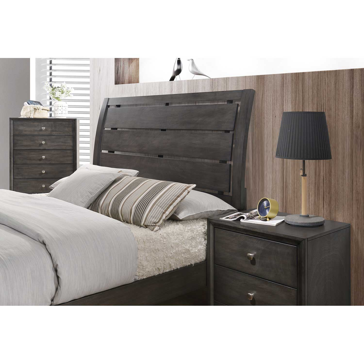 Picture of Grant Queen Panel Bed