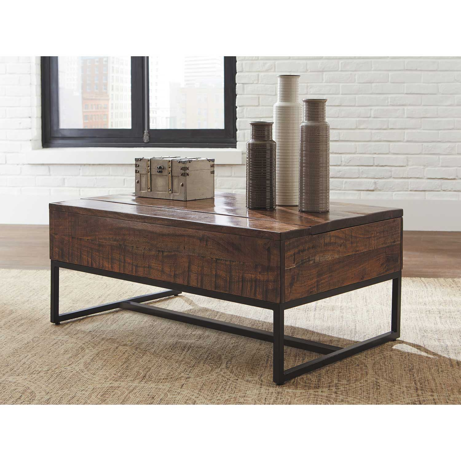 Picture of Hirvanton Lift Cocktail Table