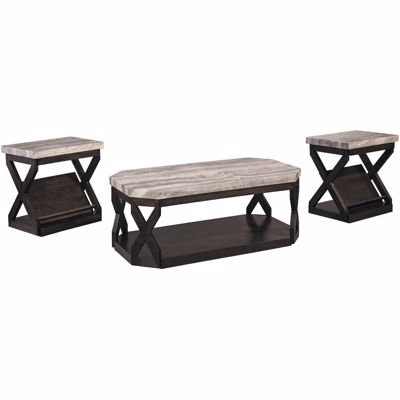 Picture of Radilyn 3 Piece Occasional Table Set