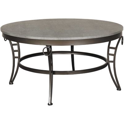 Picture of Emmerson Round Cocktail Table