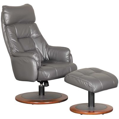 Picture of Liam Stress Free Recliner with Ottoman