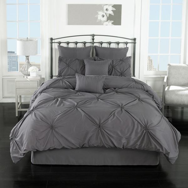 Picture of Lila Grey Comforter Set