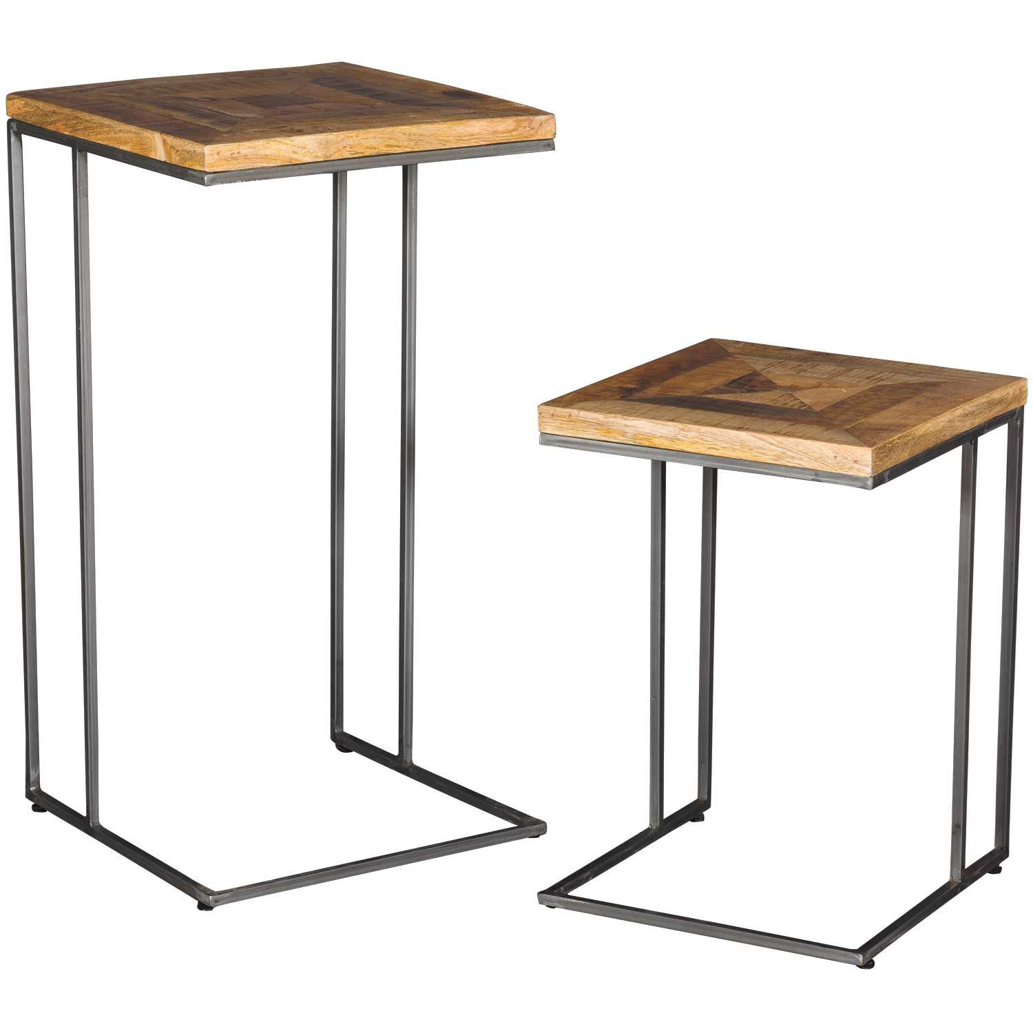 Picture of Vintage Side Tables, Set of 2