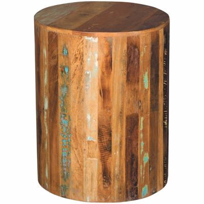 Picture of Vintage Round Stool