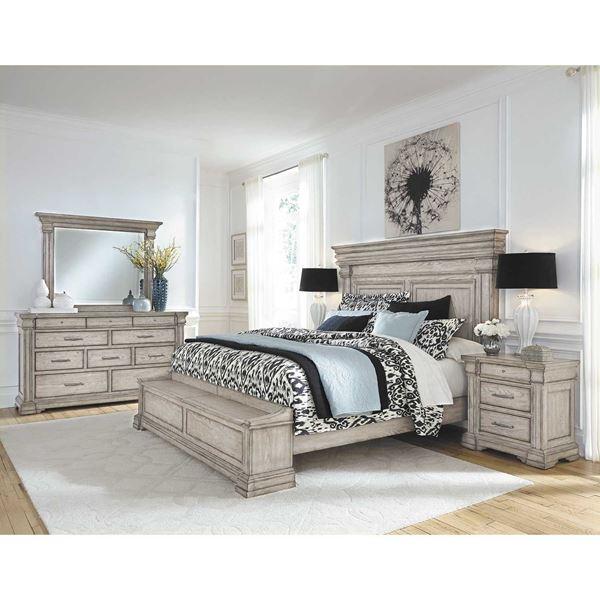 Picture of Madison Ridge 5 Piece Bedroom Set