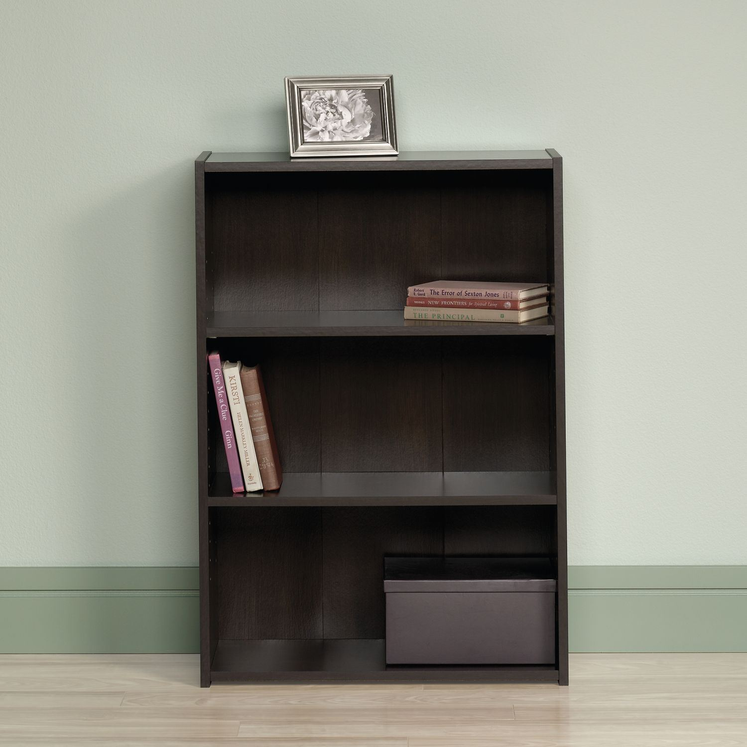 "Picture of Beginnings 36"" Cherry Bookcase"