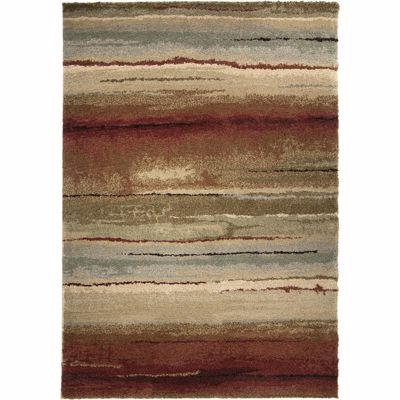 Picture of Vibrant Multi Shag 8x10 Rug